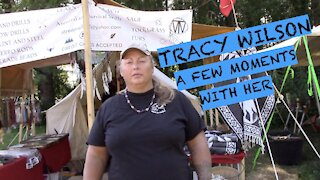 TRACY WILSON INTERVIEW