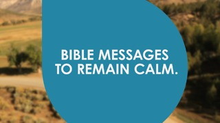 Bible messages to remain calm. - Video
