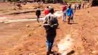 Multiple Casualties Reported as Dam Bursts in Kenya - Video
