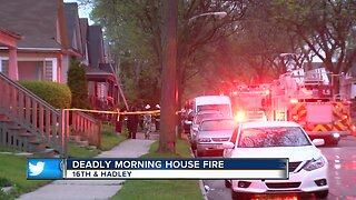 One person is dead after early morning fire