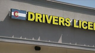 Colorado driver's license appointments book up weeks out