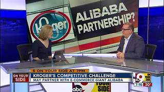 Kroger's competitive challenge - Video
