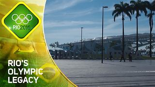 Rio 2016: Rio's renovated port district -a great legacy - Video