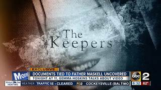 WMAR uncovers video of key moment in 'The Keepers' - Video
