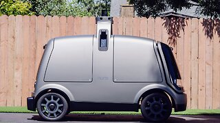 Domino's to launch driverless pizza delivery?