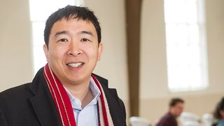 Andrew Yang Thinks The US Should Invest In Geoengineering