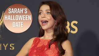 Meet Sarah Hyland's new reality star flame - Video