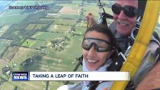 Taking a leap of faith - Video