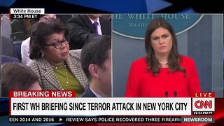 JASON - Sanders Burns Reporter Over Civil War Question - Video
