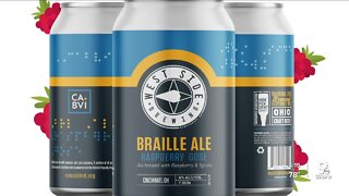 Braille Ale raises awareness for blind, visually impaired