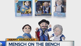 Mensch on a Bench - Video