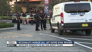 McDonald's manager to get $110K reward - Video