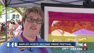 Naples Hosts Second Pride Festival - Video