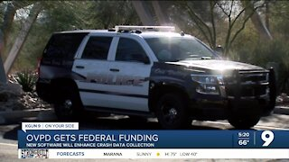 OVPD receives federal funding