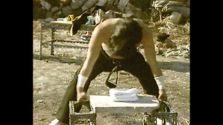 Extreme Kung Fu: Eating Molten Lead - Video