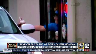 Save some cash with Eclipse special at Dairy Queen - Video
