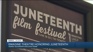 Despite movie theatres not being able to open, Emagine Royal Oak hosting Juneteenth Film Festival
