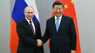 Analysts Say Growing China-Russia Alliance Presents New Threats