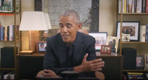 Obama: Get the Vaccine Because Rich And Powerful People Are Getting It
