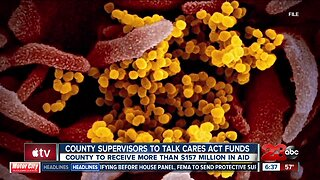 County supervisors to discuss CARES Act funding locally
