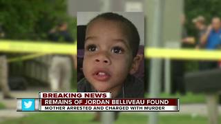 Body of missing Largo 2-year-old boy found in wooded area - Video