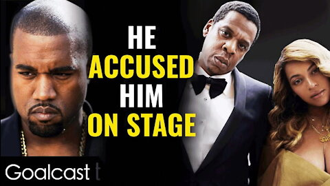 Jay-z & Kanye | Battle Of The Egos | Life Stories By Goalcast