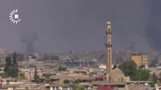 Iraqi Forces Launch Major Offensive Against Remaining IS-Held Mosul Neighborhoods - Video