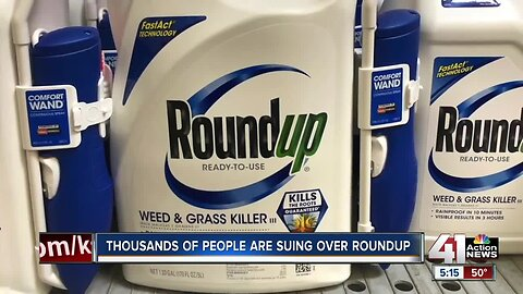 Consumers looking for alternatives to popular weed killer
