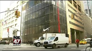 See The New Fully Automated NIKE Flagship Store