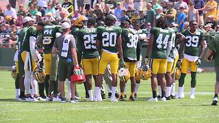 Recapping Day 4 of Packers training camp
