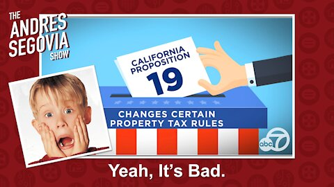 California Proposition 19: The Coming Storm