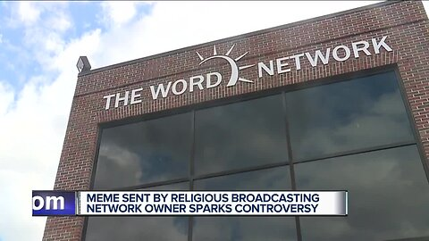Word Network owner responds to criticism over meme