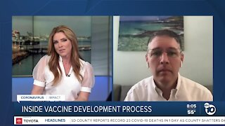 Inside COVID-19 vaccine development process