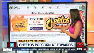 Cheetos Popcorn coming to Edwards movie theater - Video
