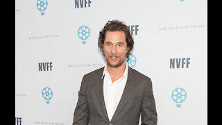 Matthew McConaughey to start career in stand-up comedy