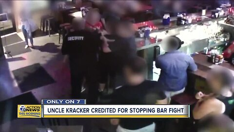 Uncle Kracker credited for stopping bar fight