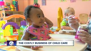 The costly and fragile business of child care