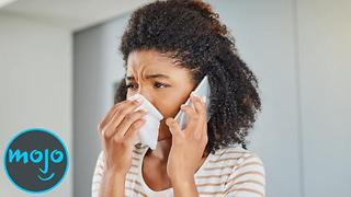 Top 10 Allergies That Actually Exist - Video
