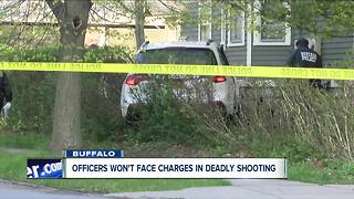 No charges for BPD officers involved in shooting - Video