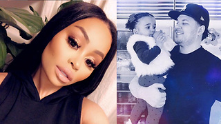 Blac Chyna Trying To MANIPULATE Rob Kardashian! - Video