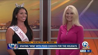 Healthy food options for the holidays - Video