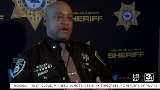 MOVING FORWARD: Douglas County Sheriff's Office making strides with first Black Chief Deputy