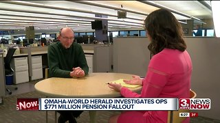 Omaha-World Herald investigates OPS $771 million pension fallout