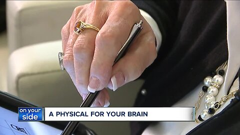 """Cleveland Clinic launches 'wellness checkup"""" for the brain that could predict Alzheimer's diagnosis"""