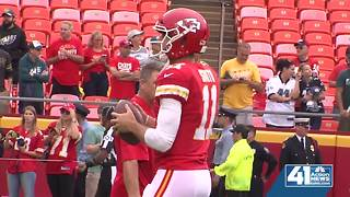 Report: Chiefs agree to trade Smith to Redskins - Video