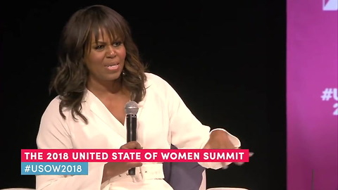 Former First Lady Questions Female Voters  'What Is Going On In Our Heads?'