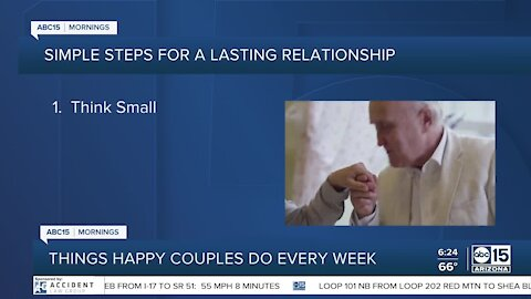 The Bulletin Board: Things happy couples do every week