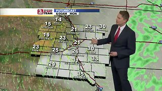 Mark's Sunday Forecast - Video