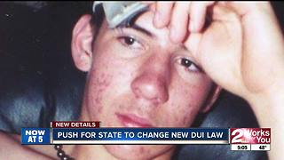 Mother wants state to reconsider blocked DUI law