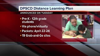 Here's DPSCD's distance learning plan for students amid COVID-19